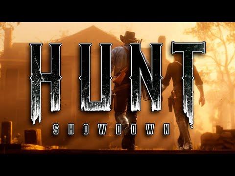 Самый лучший охотник-  HUNT SHOWDOWN