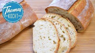 Brot Ganz Einfach Zuhause Backen - Wie Vom Bäcker / Thomas Kocht