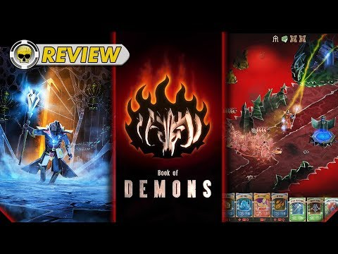 Book of Demons: COMPLETE REVIEW (Loots and Ladders) video thumbnail