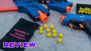 [REVIEW] Headshot Ammo   Nerf Rival Round Alternative