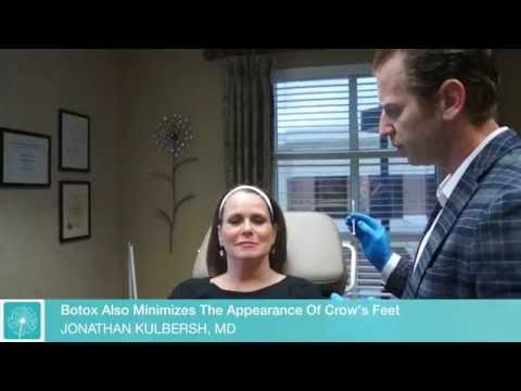 Botox for Forehead & Crow's Feet | Carolina Facial Plastics
