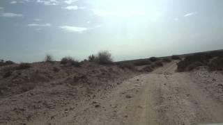 preview picture of video 'Paysage de chasse à Kairouan'