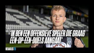 """Kasper Lunding Jakobsen: """"Ik kan niet wachten om voor alle supporters te spelen"""""""