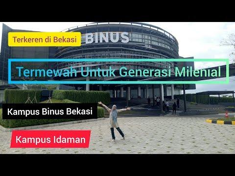 Tour to Campus Binus Bekasi With #KelasBlogger