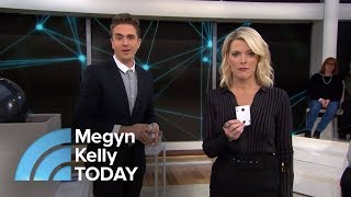 Watch Illusionist Adam Trent Do Close-Up Magic Live On Megyn Kelly TODAY | Megyn Kelly TODAY