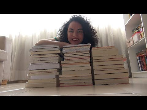 BOOK HAUL: FESTA DO LIVRO DA USP 2018 - PARTE 1