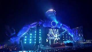 Robin Schulz - Shed A Light Live at Maya Music Festival 2017 (Thailand)