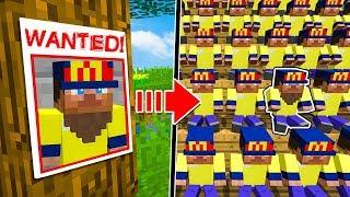 Minecraft ITA - Stef e Phere Vs Il criminale NASCOSTO!!