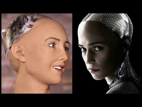 Dr. Cantonese: A.I. Sophia and hei3�/vital force/humour/prana