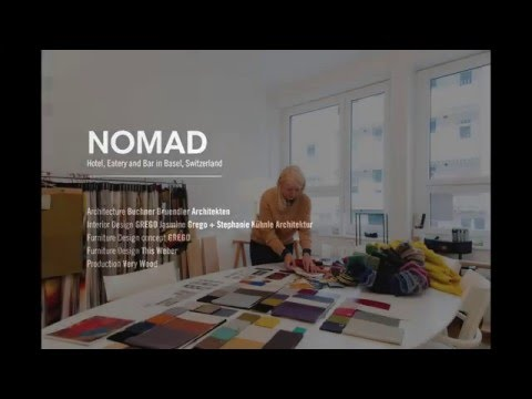 NOMAD by Very Wood
