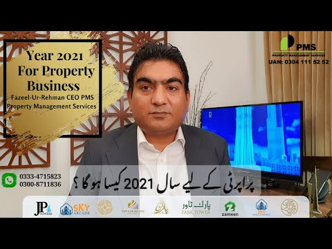 Feature of Real Estate in Pakistan year 2021, Why Property Prices are going UP ? Explained by PMS