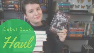Winter Debuts | Book Haul