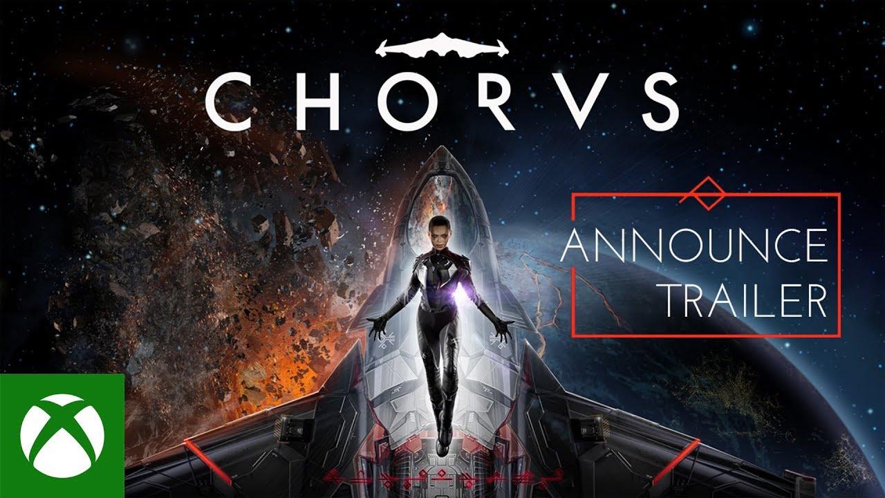 Трейлер игры Chorus