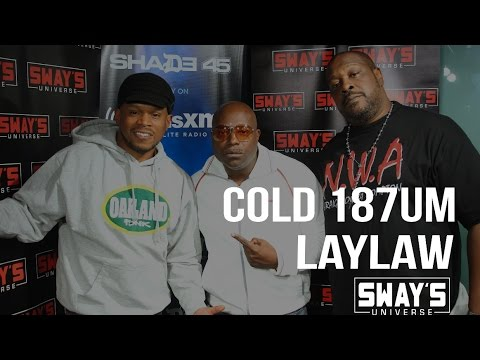 Untold West Coast Stories: The Creators Of The G-FUNK Era Cold 187 & Lay Law On Sway In The Morning Mp3