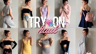 ♡ HUGE SPRING TRY-ON HAUL | FASHION NOVA AND MORE ♡