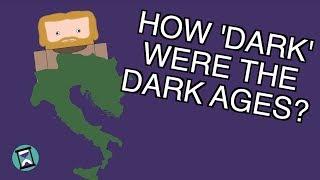 How 'Dark' were the Dark Ages? (Short Animated Documentary)