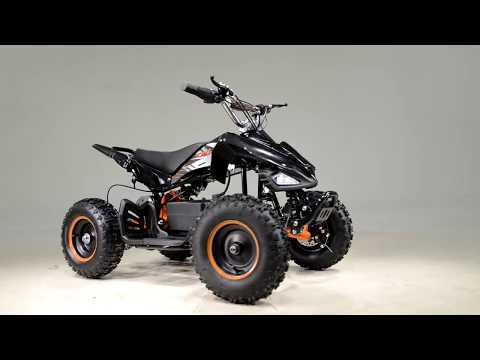 2018 Tao Motor E1-500 in Jacksonville, Florida - Video 1