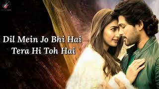 Jitni Dafa Lyrics - Yasser Desai , Jeet Gannguli | Rashmi Virag