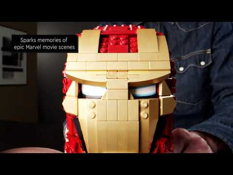 LEGO® Super Heroes 76165 Vasember sisak
