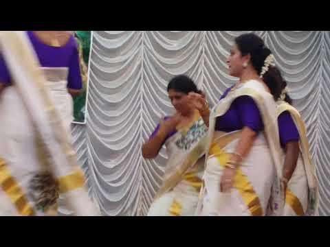 Thiruvathirakali At Guruvayur On 09 11 2017