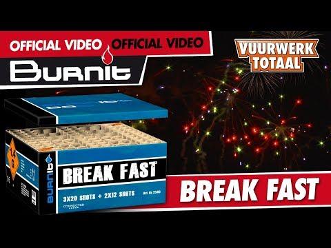 Break Fast - Burn-It vuurwerk - Vuurwerktotaal [OFFICIAL VIDEO]