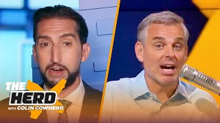 Giannis is the best player in the NBA, CP3's future — Nick Wright | NBA | THE HERD