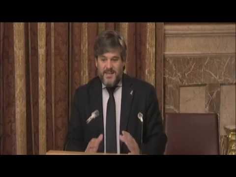 Intervención de Luis Pérez en la Comisión para la Reactivación Social y Económica de Sevilla