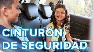 Cinturón de seguridad para todos los niños