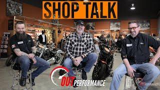 Shop Talk at Rugged Rock Harley-Davidson