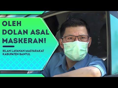 Oleh Dolan Asal Maskeran! | ILM