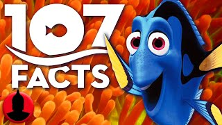 107 Finding Dory Facts YOU Should Know - (ToonedUp #158) | ChannelFrederator