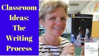 Teacher Vlog: Elementary Teaching A Creative Writing Idea