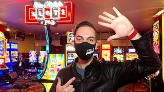 🔴 LIVE $5,000 on Slots 💵 Celebrating 5 Year Channel Anniversary 🎰 Plaza Casino in Las Vegas