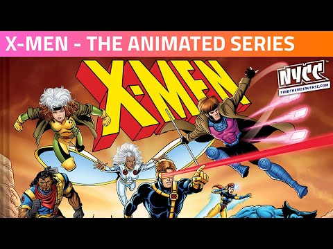 X-Men | The Art and Making of the Animated Series
