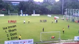 Final Danone  Isa vs Astam 2017
