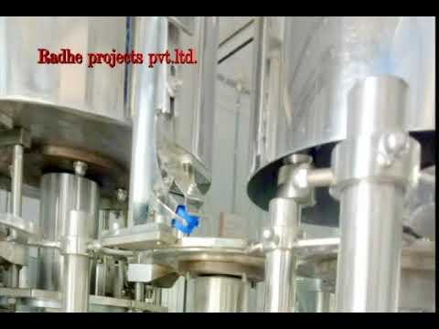 24 BPM Bottle Filling Machine
