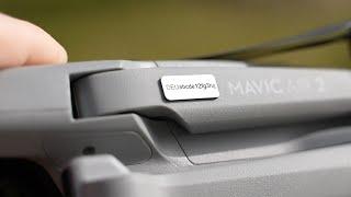 E-ID Plakette für Drohnen aus Acryl - für deine Dji FPV, Mavic Pro & Air 2