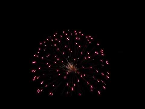 Feuerwerk 19.06.10 Berlin Treptow