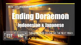 ENDING DORAEMON ( INDO & JAPAN ) VERSION COVER BY ESTELLYNT