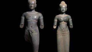 Masterpiece: The Hindu Deities Shiva And Parvati