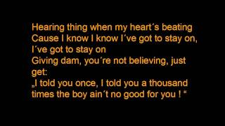 Debbi - La, la lyrics