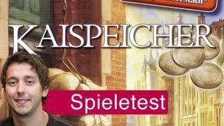 Kaispeicher (Erweiterung) / Anleitung & Rezension / SpieLama