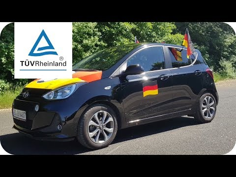 Youtube-Video Fanartikel am Auto