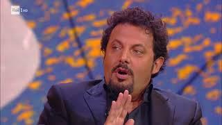 Enrico Brignano - Che Tempo Che Fa 08/10/2017