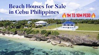 Beach Houses For Sale In Cebu Philippines