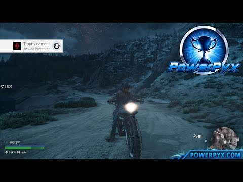 Days Gone - Burnout Apocalypse Trophy Guide (Use Nitro and Drift for 5 Seconds)
