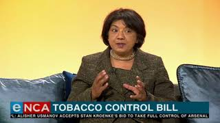 Getting South Africa to support the Draft Tobacco Control Bill