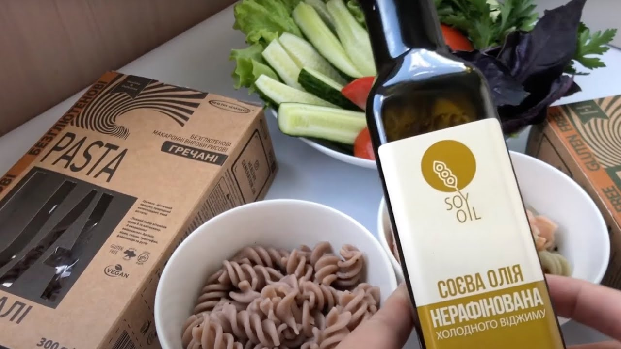 Масло соевое Soy Oil 250мл: видео 1 - FreshMart