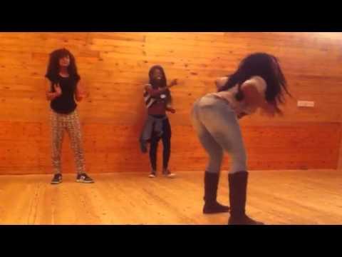 Ceo dancers - Afrobeatz session