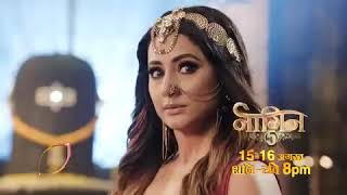 Naagin 5 |  5 | Who Will Win This Battle Of Love? | Promo